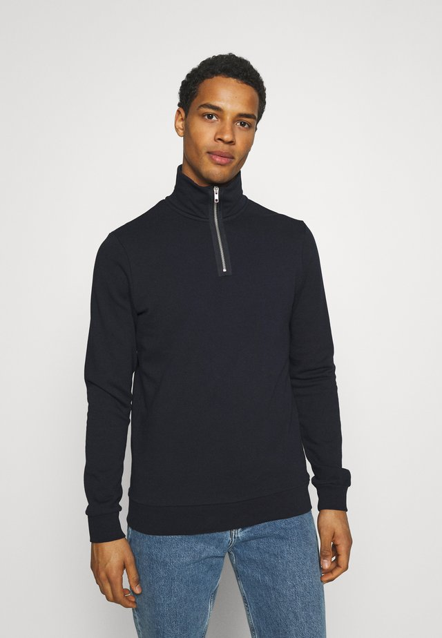 JPRBLATAGOS HIGH NECK - Sweatshirt - new navy