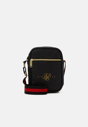 CROSS BODY BAG - Umhängetasche - black