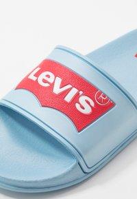 Levi's® - POOL - Mules - light blue - 2