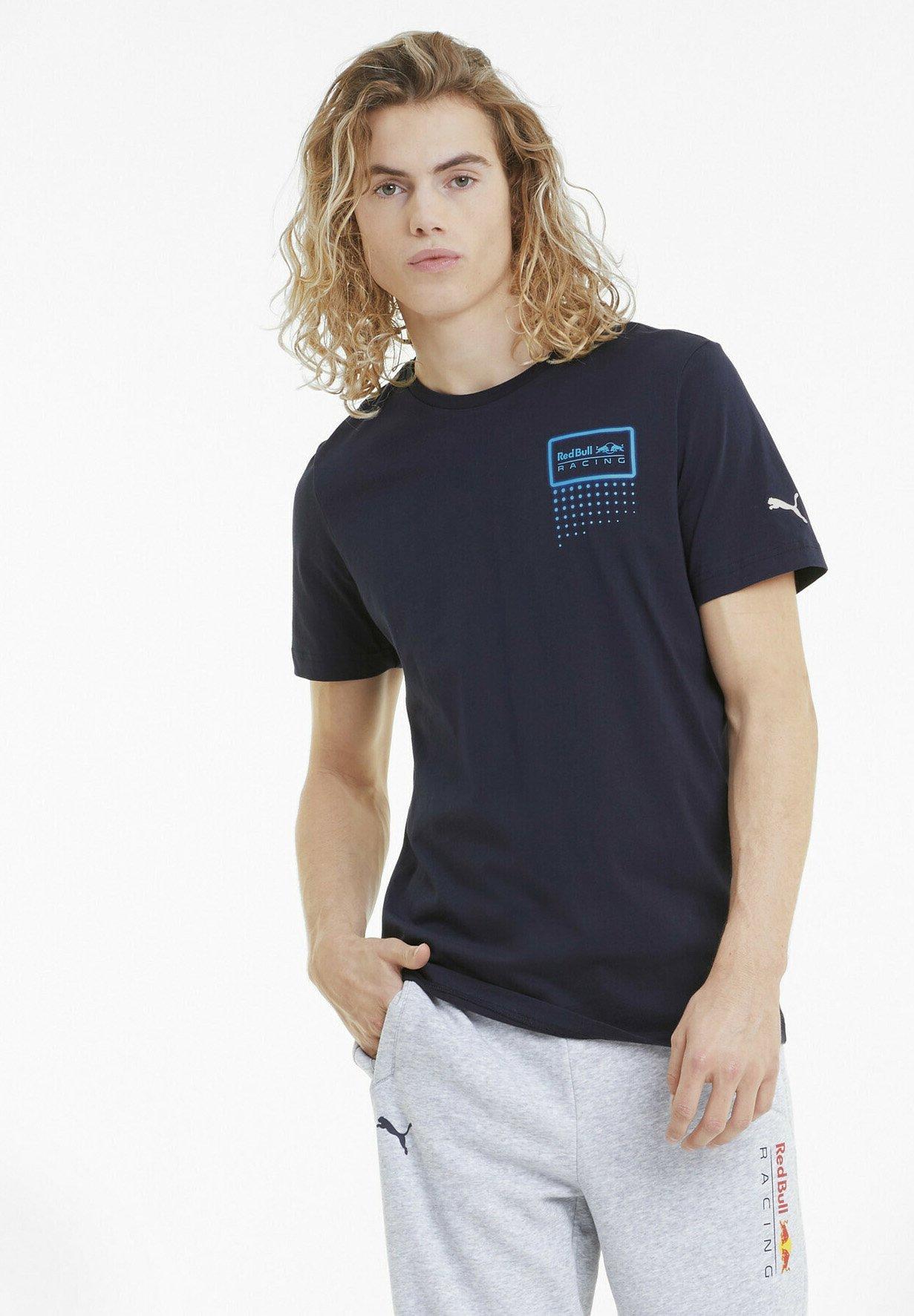 Herren RED BULL RACING DOUBLE BULL  - T-Shirt print