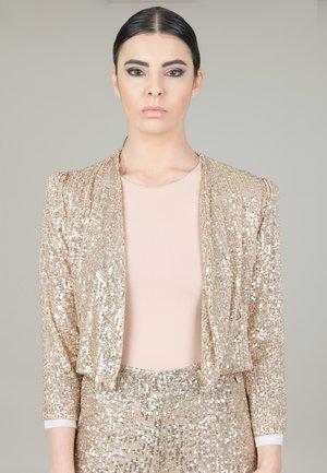 STAR - Blazer - gold
