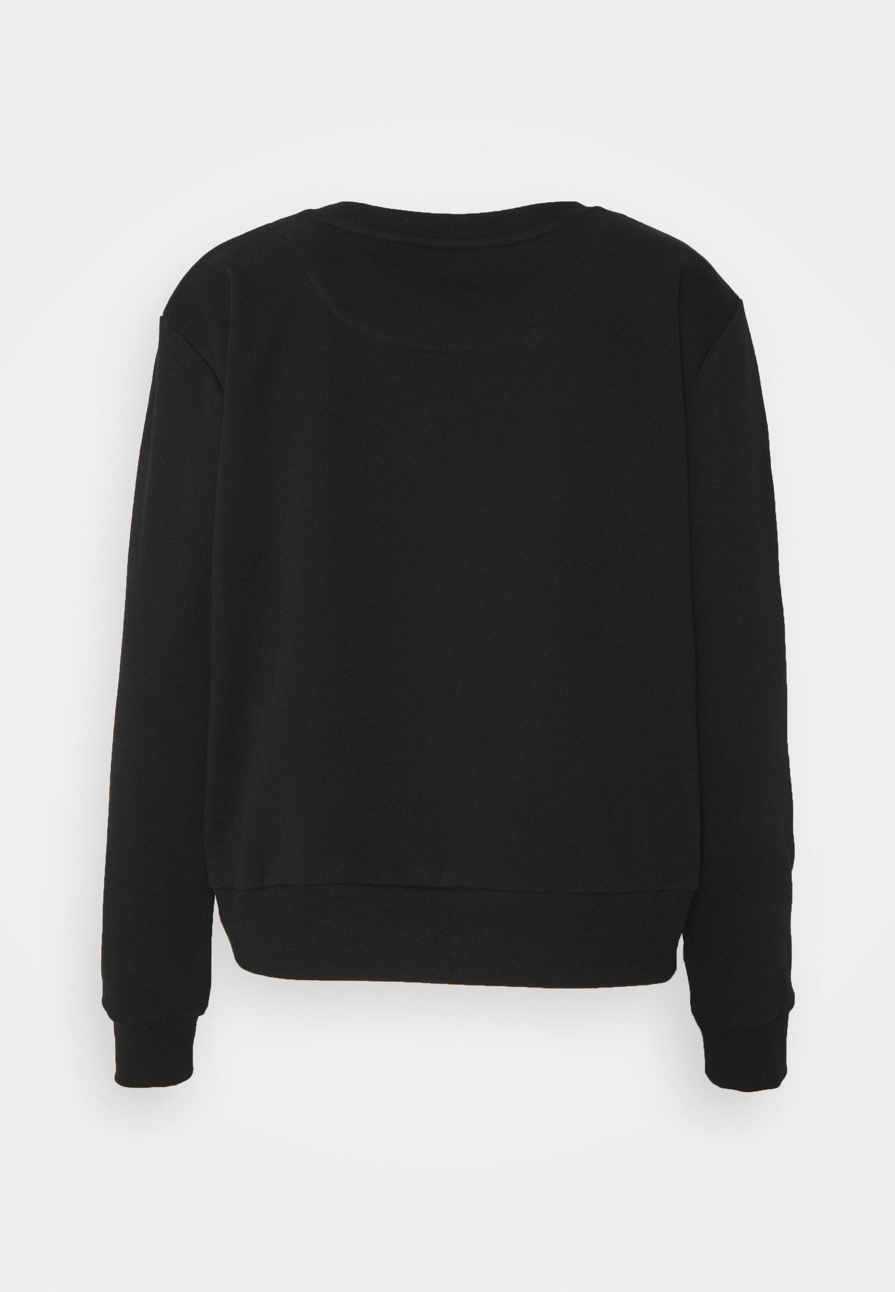 Women DIAMANTE CROPPED LOGO - Sweatshirt