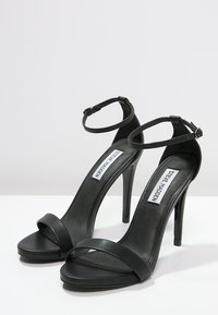 Steve Madden - STECY - High heeled sandals - black - 2