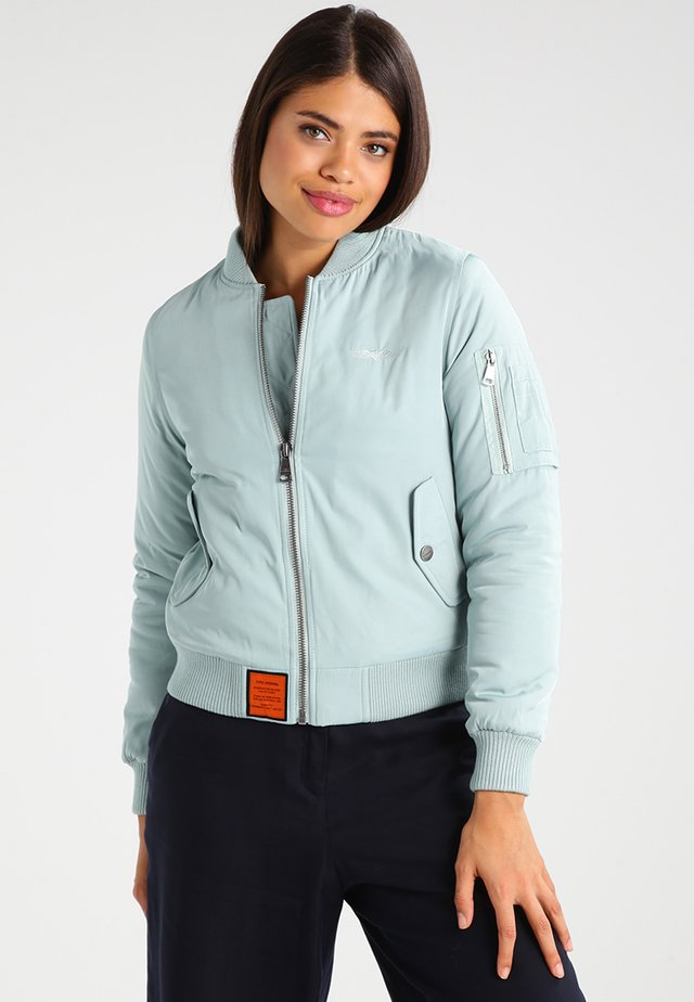 ORIGINAL - Bomber Jacket - light green