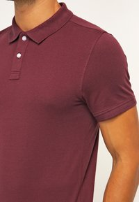Pier One - Poloshirt - bordeaux - 3