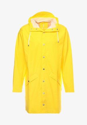 UNISEX LONG JACKET - Regnjakke - yellow