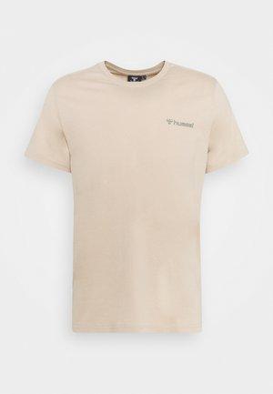 HMLTORONTO  - T-Shirt print - humus