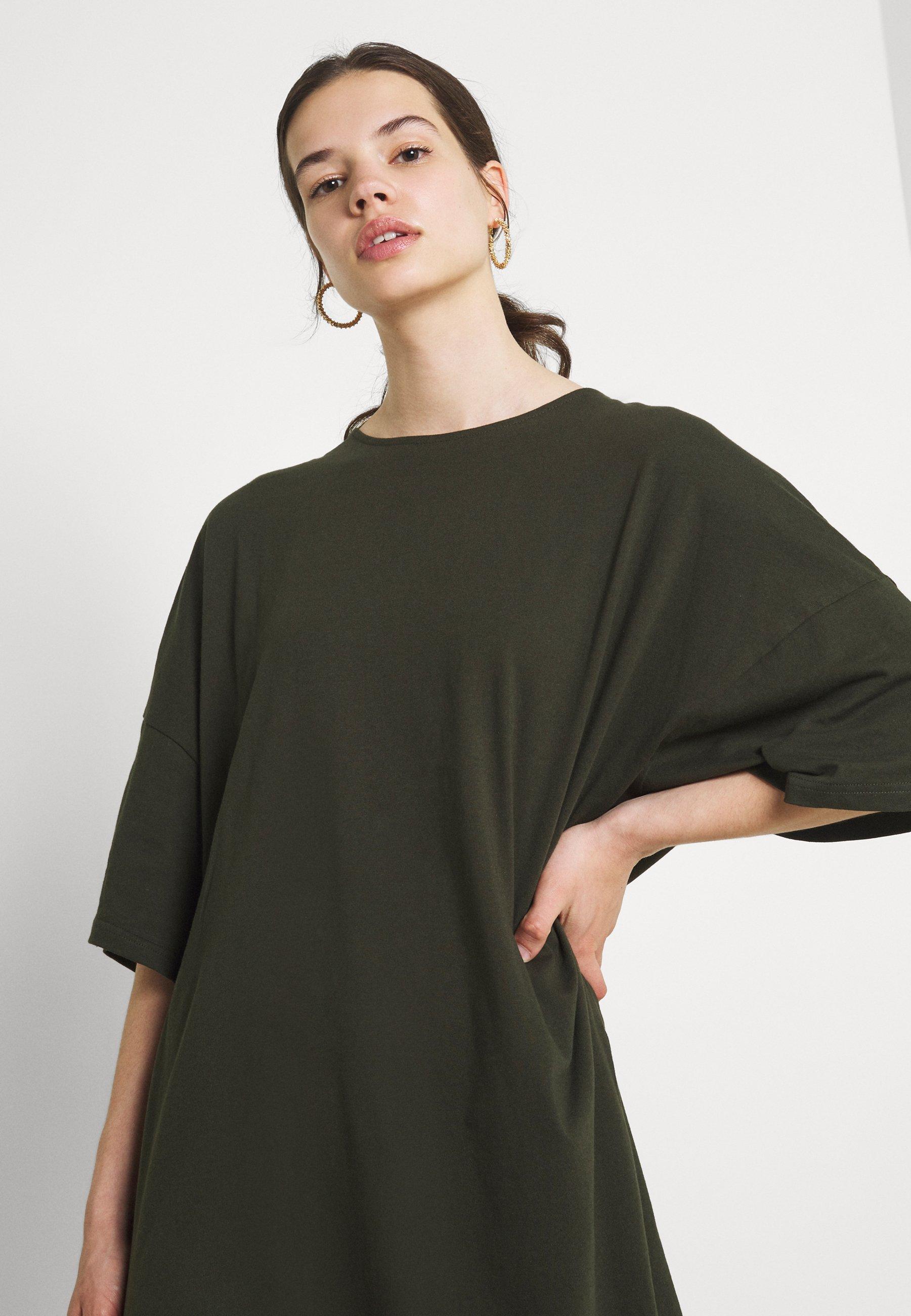 Women NMLEE SHORT DRESS - Jersey dress