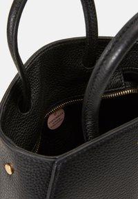 Coccinelle - CONCRETE HANDBAG - Handbag - noir - 3