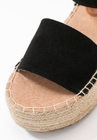 XTI - Platform sandals - black - 2