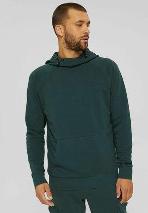 Sweatshirt - teal blue