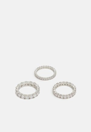UNIAWEN 3 PACK - Ring - silver-coloured