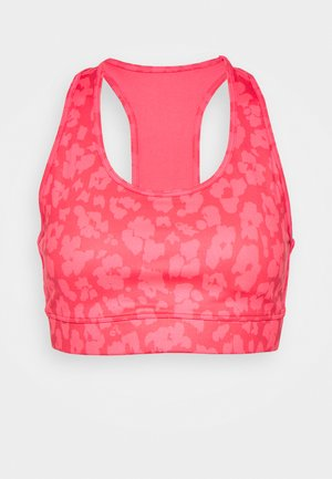 GFIT TBACK BRA - Sports-BH-er med lett støtte - pink