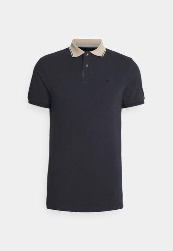 HONEYCOMBE - Polo shirt - dark navy