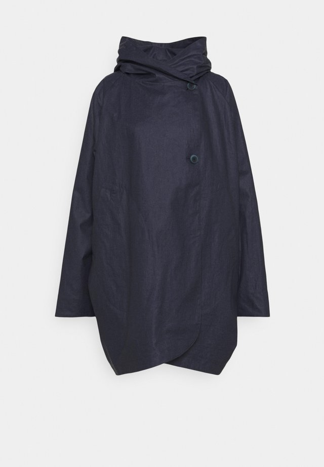 PAOLA WATER REPELLENT - Veste imperméable - indigo