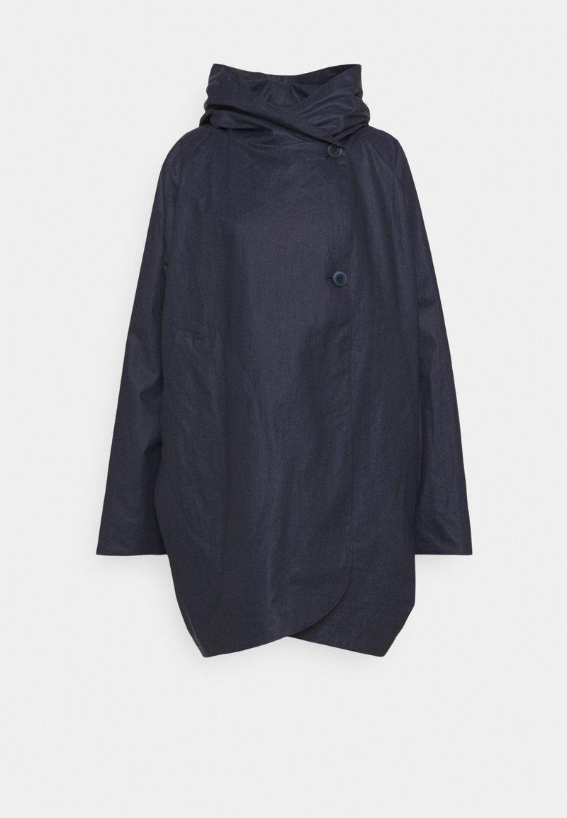 PRET POUR PARTIR - PAOLA WATER REPELLENT - Waterproof jacket - indigo