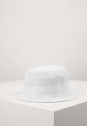 BUCKET HAT - Hut - white