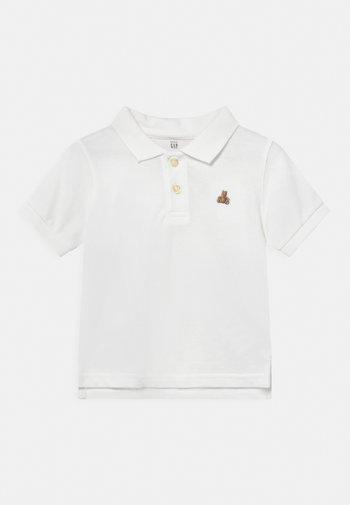 TODDLER BOY  - Polo - new off white