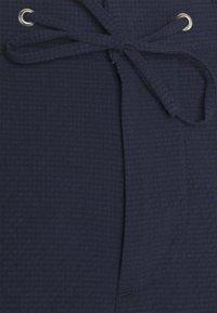 NN07 - SEBASTIAN - Tygbyxor - navy blue - 2