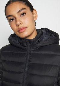 CMP - WOMAN JACKET SNAPS HOOD - Winter jacket - nero - 3