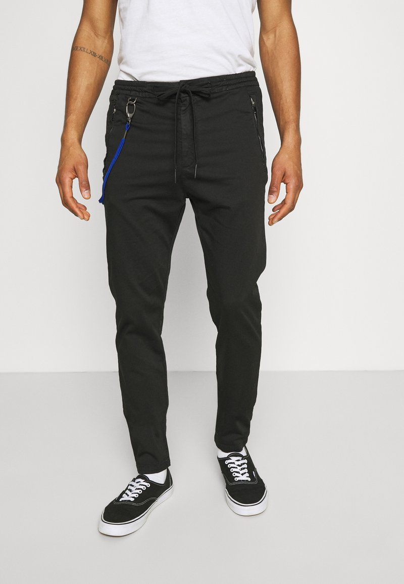Replay - PANTS - Pantaloni - blackboard