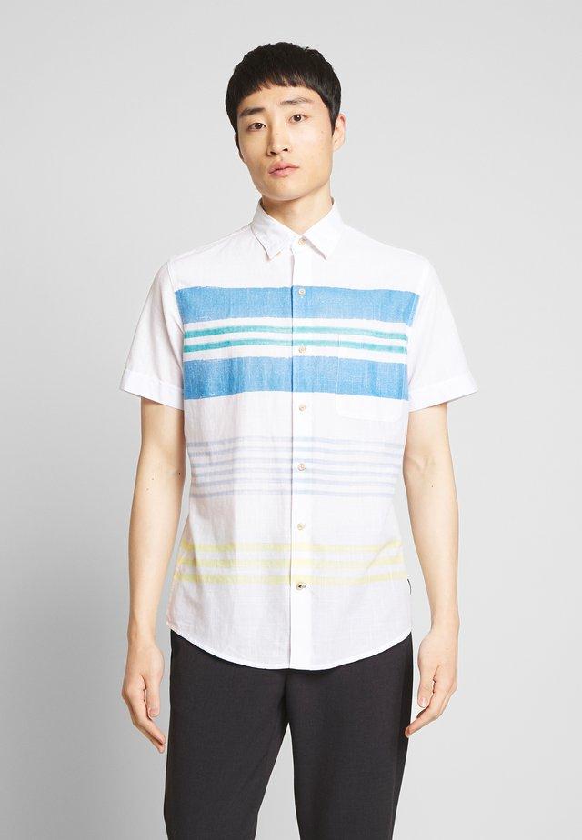 HORZIONTAL STRIPE  - Skjorte - true blue