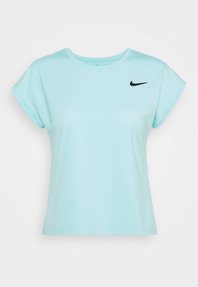 T-shirt basic - copa/black