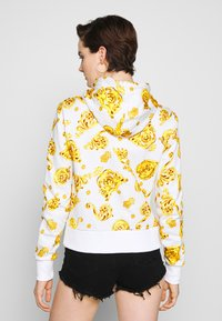 Versace Jeans Couture - Zip-up hoodie - white - 2