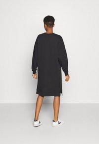 Gina Tricot - RILEY DRESS - Day dress - off-black - 2