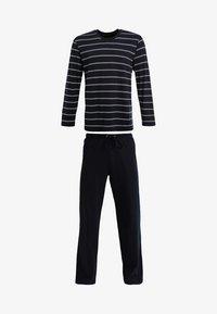 Schiesser - SET - Pyjamas - dunkelblau - 5