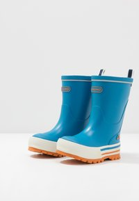 Viking - JOLLY - Botas de agua - blue/orange - 3