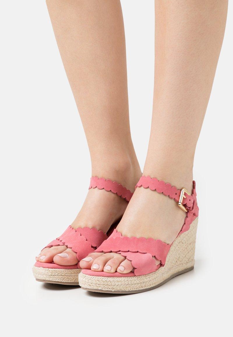 Ted Baker - SELANAS - Platform sandals - pink