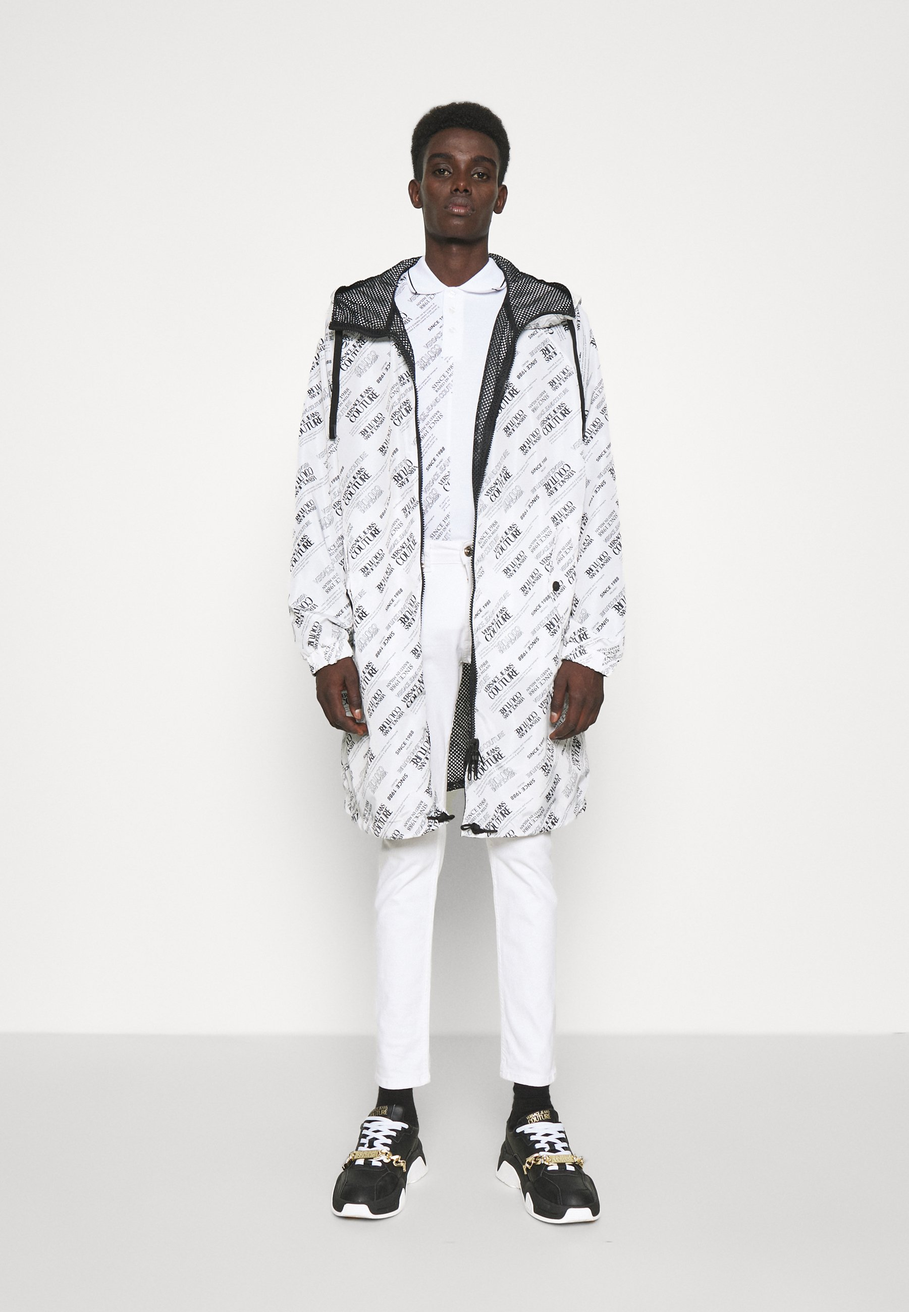 Homme PRINT WARRANTY REPEAT - Parka
