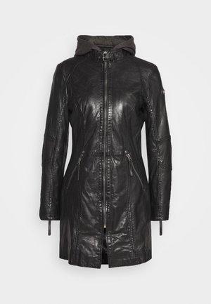 ANDRA LAMAS - Short coat - black