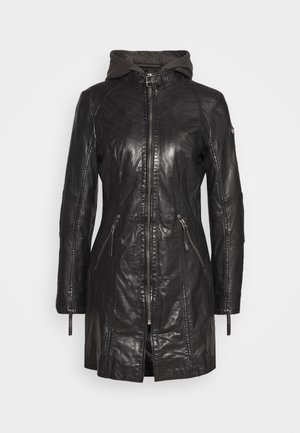 ANDRA LAMAS - Krátký kabát - black