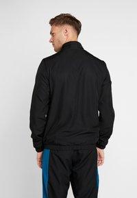Lacoste Sport - TRACKSUIT - Dres - black/illumination white - 2