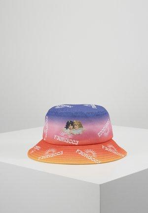 SUNSET PRINT BUCKET HAT - Hat - multicoloured