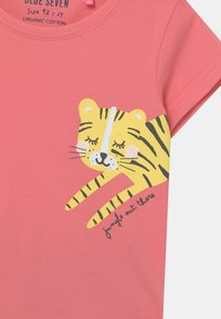 Blue Seven - SMALL GIRLS TIGERJUNGLE SET - T-shirt print - pink - 3