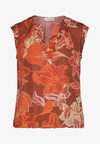 Cartoon - MIT MUSTER - Blouse - red/red - 3