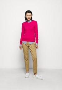 Polo Ralph Lauren - CLASSIC - Jumper - sport pink - 1