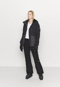 O'Neill - CORAL JACKET - Snowboard jacket - dark grey - 1