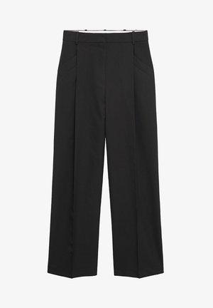 HUGO - Kalhoty - noir