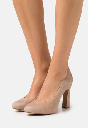PASCUAL - Classic heels - nude