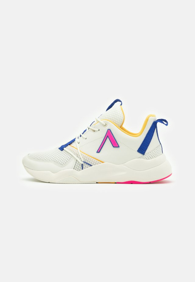 ASYMTRIX  2.0 F-PRO90 - Trainers - offwhite/dazzling blue
