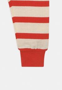 Mini Rodini - STRIPE UNISEX - Leggings - Trousers - red - 2