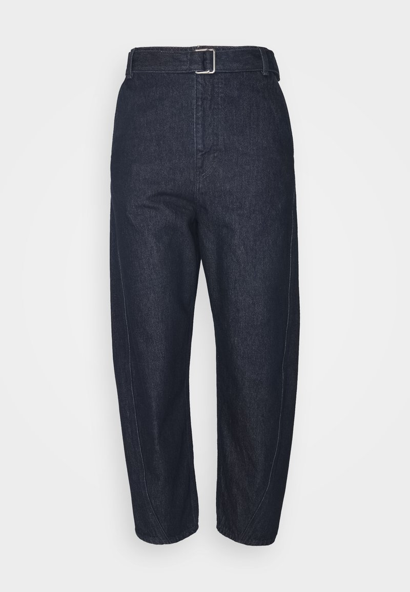 Levi's® Made & Crafted - LMC CARVED TROUSER - Jean boyfriend - *lmc deep ice rinse*