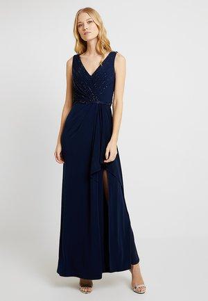 Společenské šaty - navyblau
