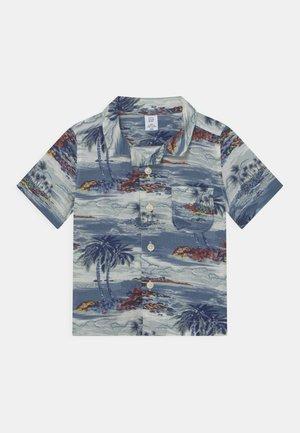 TODDLER BOY - Vapaa-ajan kauluspaita - blue hawaiian