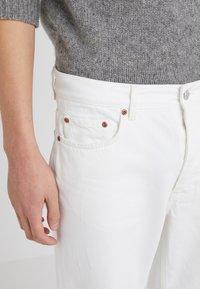 Won Hundred - BEN - Straight leg jeans - tinted white distressed - 5
