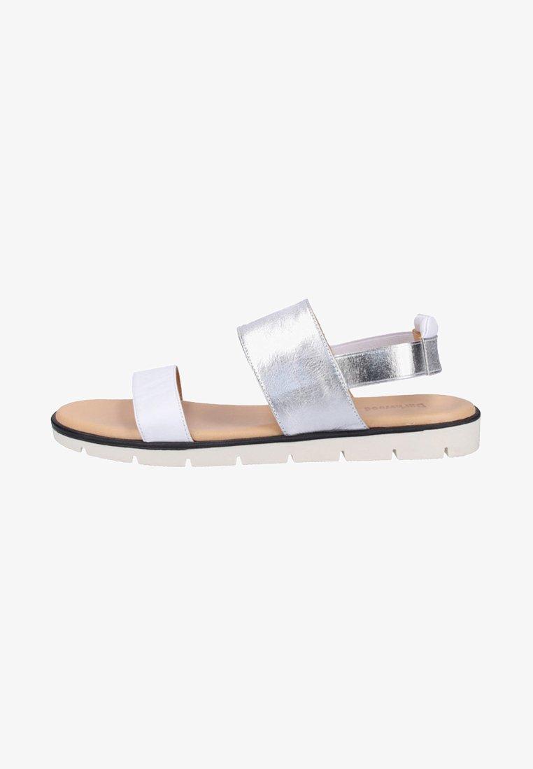 Darkwood - Sandals - silver